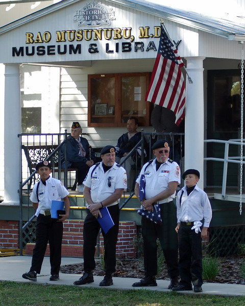 2011 VETERANS DAY MEMORIAL WALK