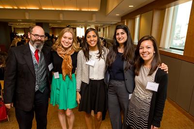 2015 Northeastern University Communication Studies Honors Banquet