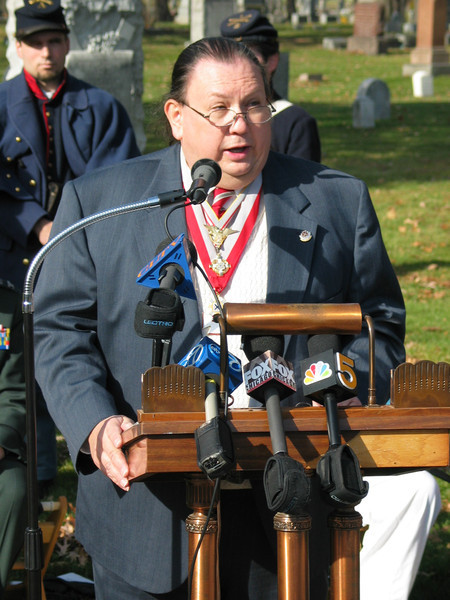 James Barr (Civil War, Confederates)