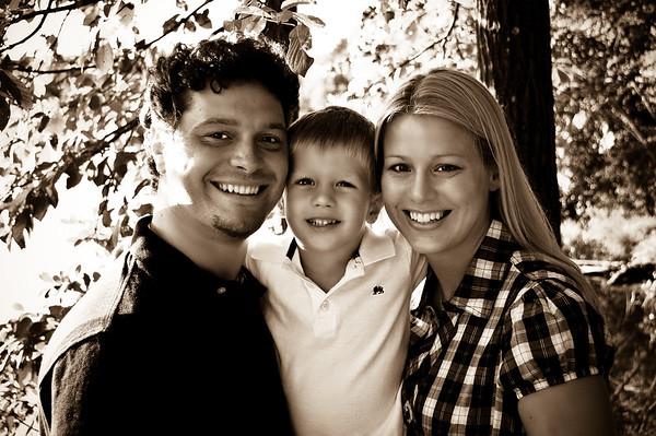Kaszmetskie Family