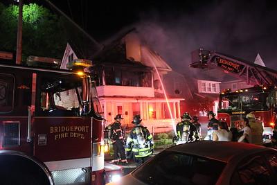 2nd Alarm - 174 Pixlee Place - Bridgeport, CT - 5/12/2021