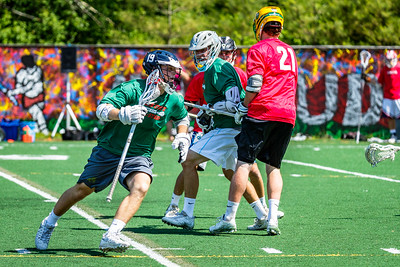 BYRNE CUP LACROOSE TWIN STATE ALL-STAR BOYS GAME 2016