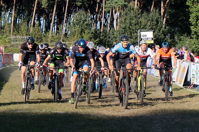 Charity cyclocross 2021 - Open WK offroad