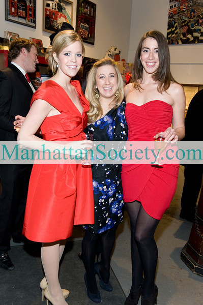 """SUS YOUNG LEADERSHIP COUNCIL  HOSTS """"FIRE & ICE BALL"""" At The New York City FIRE MUSEUM"""