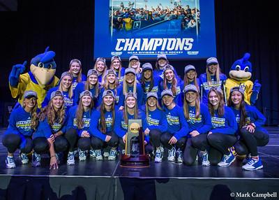 NCAA Championship Celebration  12-9-16