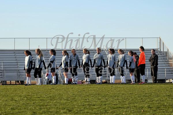 Schuylkill Valley VS Southern Lehigh Girls Soccer 2011