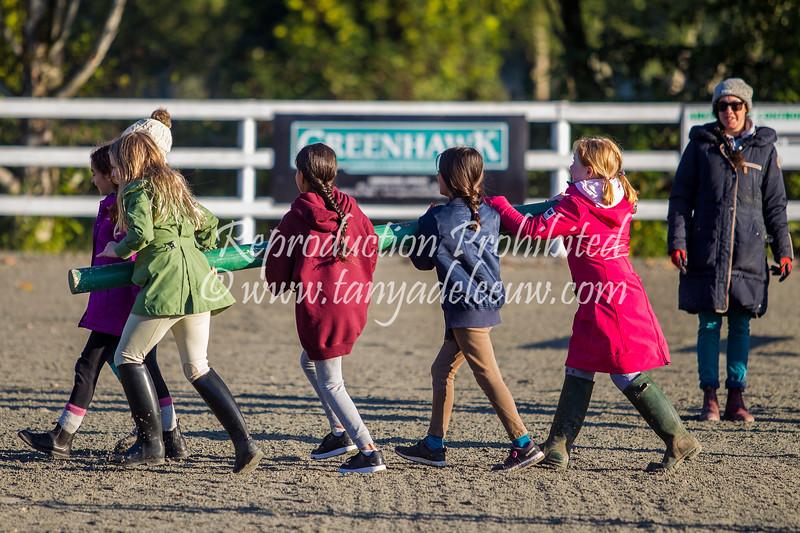 Equestrian - Beth Underhill Clinic - MREC, October 2018