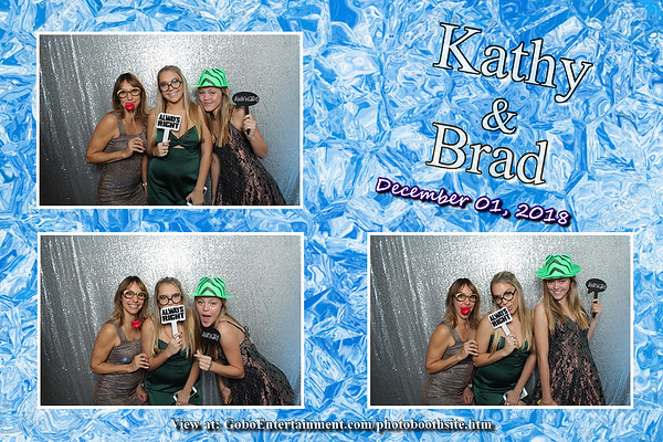 20181201  Kathy & Brad