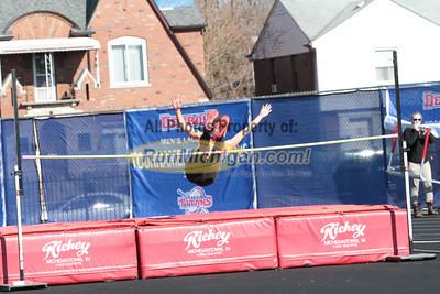 High Jump Women - 2014 OU vs UDM Dual Track Meet