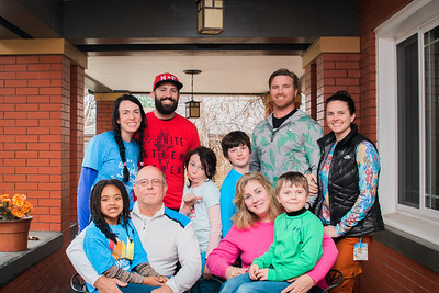 Bruce Family in Utah