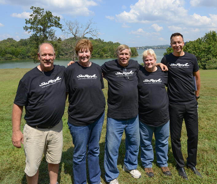 Employees first team members to join Sea Ray Tellico.JPG