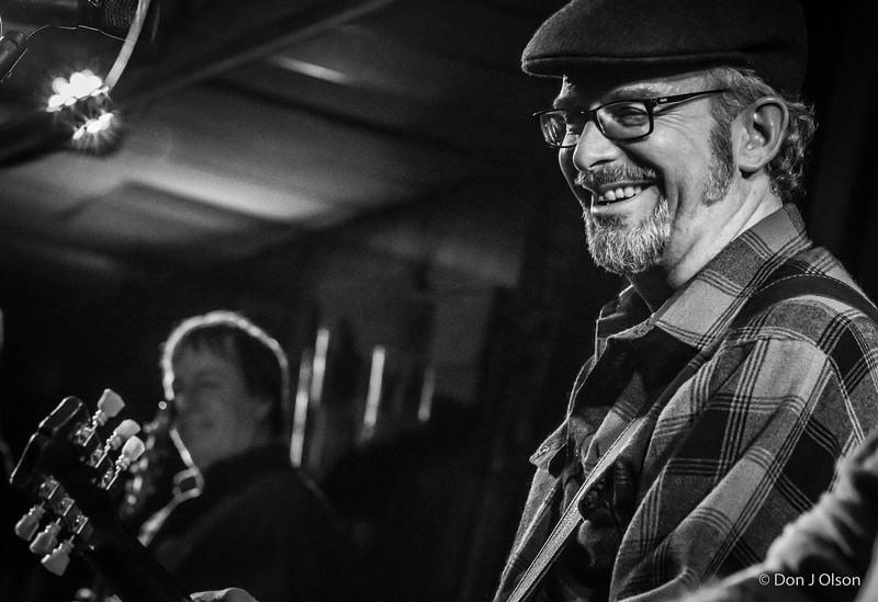 Dan Kowalke--The Belfast Cowboys @ Lee's Liquor Lounge.
