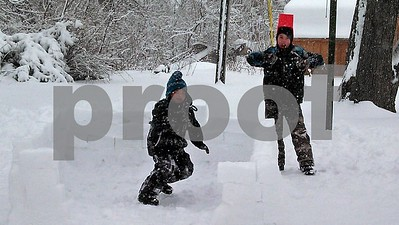 Mcall boys snowday fort  Photographer's Name: Amy Maakestad Photographer's City and State: Sycamore, IL