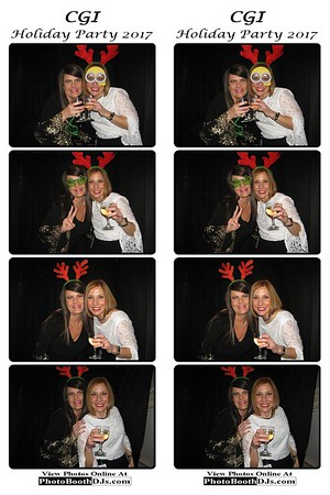 12/1/2017 CGI Holiday Party (PhotoStrips)
