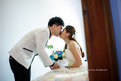 Randy + Corene Wedding