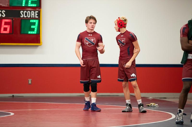 Wrestling v Canterbury