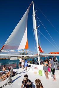 Day 2 - Catamaran
