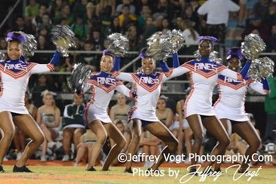 09-26-2014 Watkins Mill HS Cheerleading and Poms, Photos by Jeffrey Vogt Photography