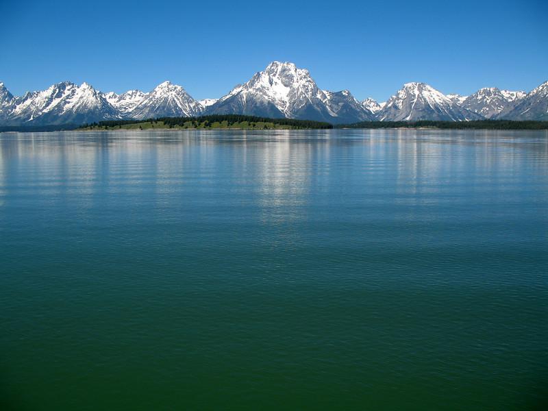 Grand Tetons National Park