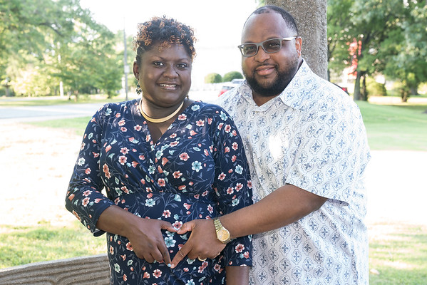Charlton & Benetra Johnson Maternity Photos