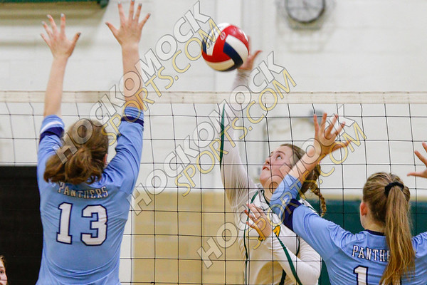 King Philip-Franklin Volleyball - 10-11-18