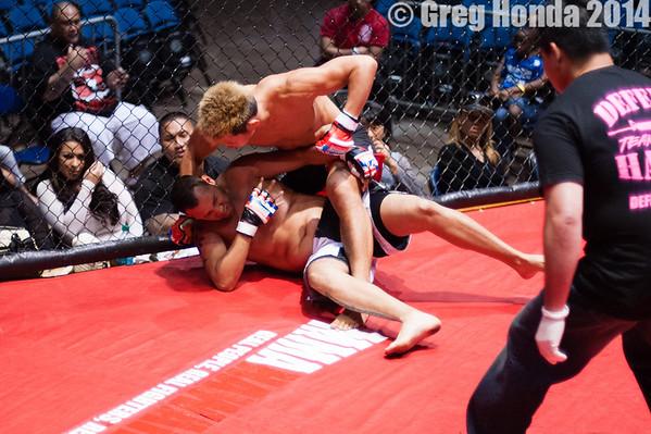 Daiichi Abe VS Simeon Crawford