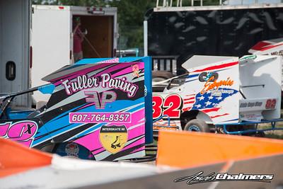 Glen Ridge Motorsports Park - 7.14.19 - Amber Chalmers