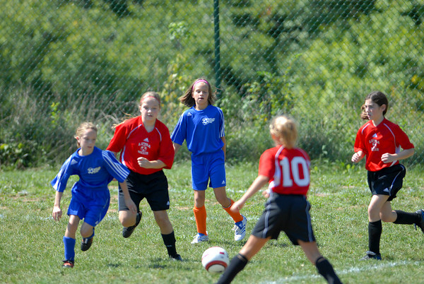 Anna's Soccer Team (Boonsboro League)