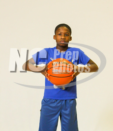 CP3 Middle School All star Game  Head Shots