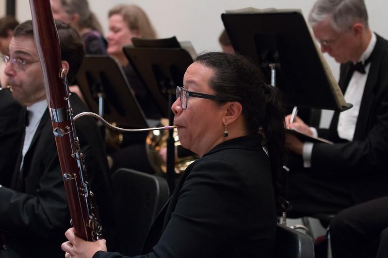 Melissa Feliciano -- Hopkins Symphony Orchestra, April 2017