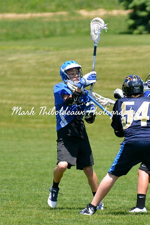 L-S Junior High Boy's LAX White/Blue v. Penn Manor/Wilson 5.19.12