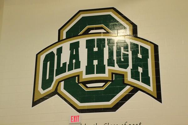 Ola High School Duals 2010