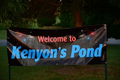 2017 Kenyon Pool Party
