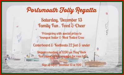 Balboa Yacht Club | 2014 Portsmouth Folly Regatta