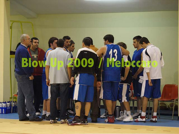 Basket: Contigliano - La Foresta