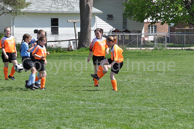 Princeton Youth Soccer, May 2, 2009