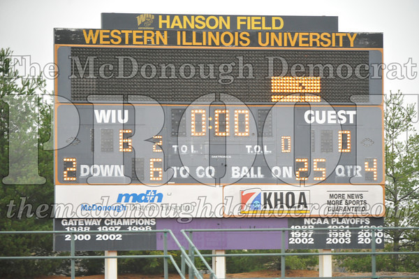 JFL Macomb Broncos vs Macomb Ravens 10-14-12