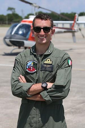 LTJG Luca Marcosano, 06Aug16