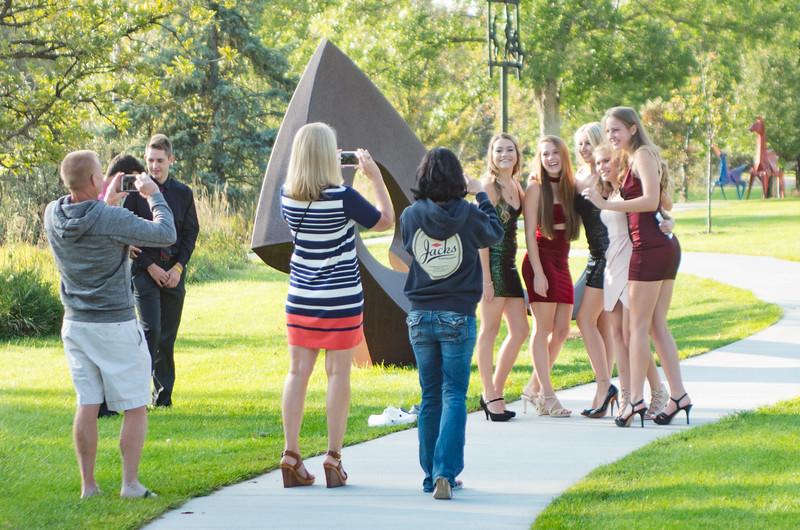 LHS Homecoming Dresses - 2017
