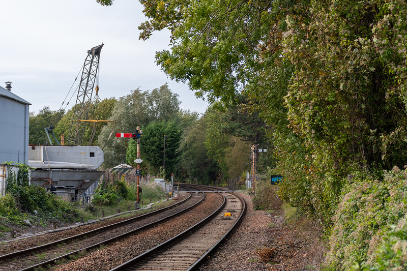Approach to Brundall