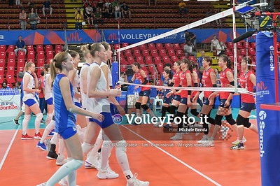 20190611 RUSSIA vs COREA DEL SUD Pool 13 Week 4 (femminile)