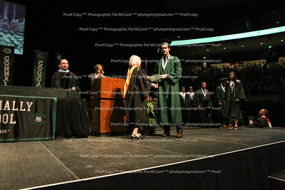 2018 CHS Ceremony and Diploma