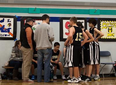MMM Gr9 Basketball 2013