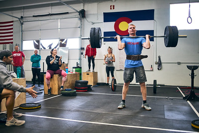CrossFit Open - March 2nd 2019