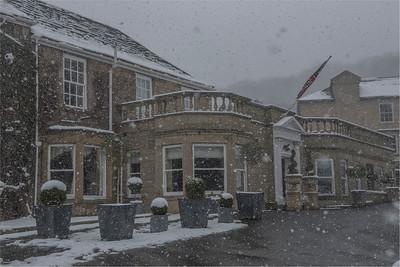Wentbridge House New Snow Images