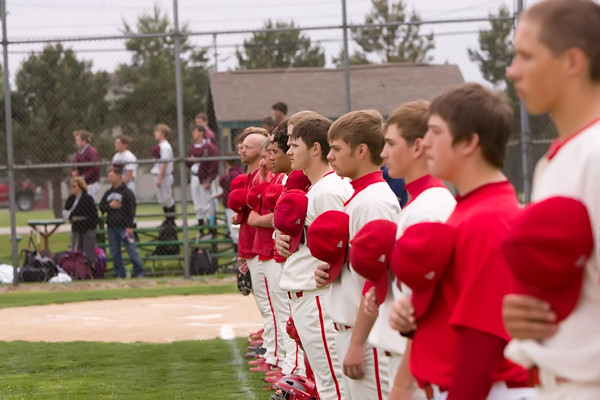 Abingdon High School Baseball vs Rockridge 5/13/11