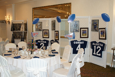 Gridiron Dinner  -  Jan. 13, 2012