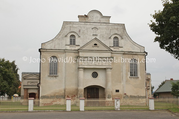POLAND, Orla. Orla Great Synagogue (late 17th/early 18th c.). (9.2011)