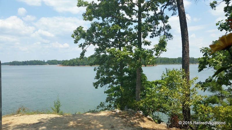 Clarks Hill Lake - Modoc Camp
