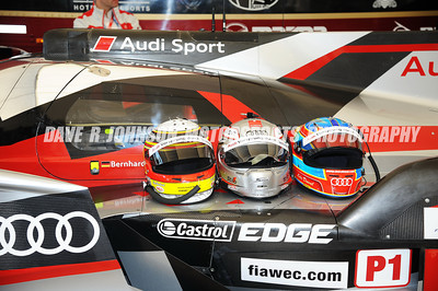 2012-03-14 FIA/WEC 60th Annual 12 Hours of Sebring Technical Inspection